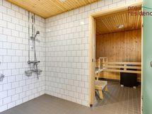 Kattoterassin sauna