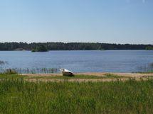 Uimarantaan n. 30 metriä