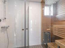Kylpyhuone/Sauna - Badrum/batu