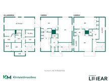 Asunto kolmessa kerroksessa