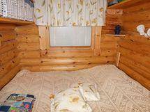 Rantasaunan makuuhuone