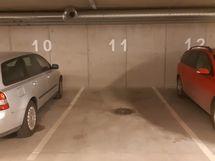 Helposti parkeerattava keskipaikka