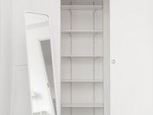Valokuva kalustetusta malliasunnosta (asunnon koko 82,0m2)
