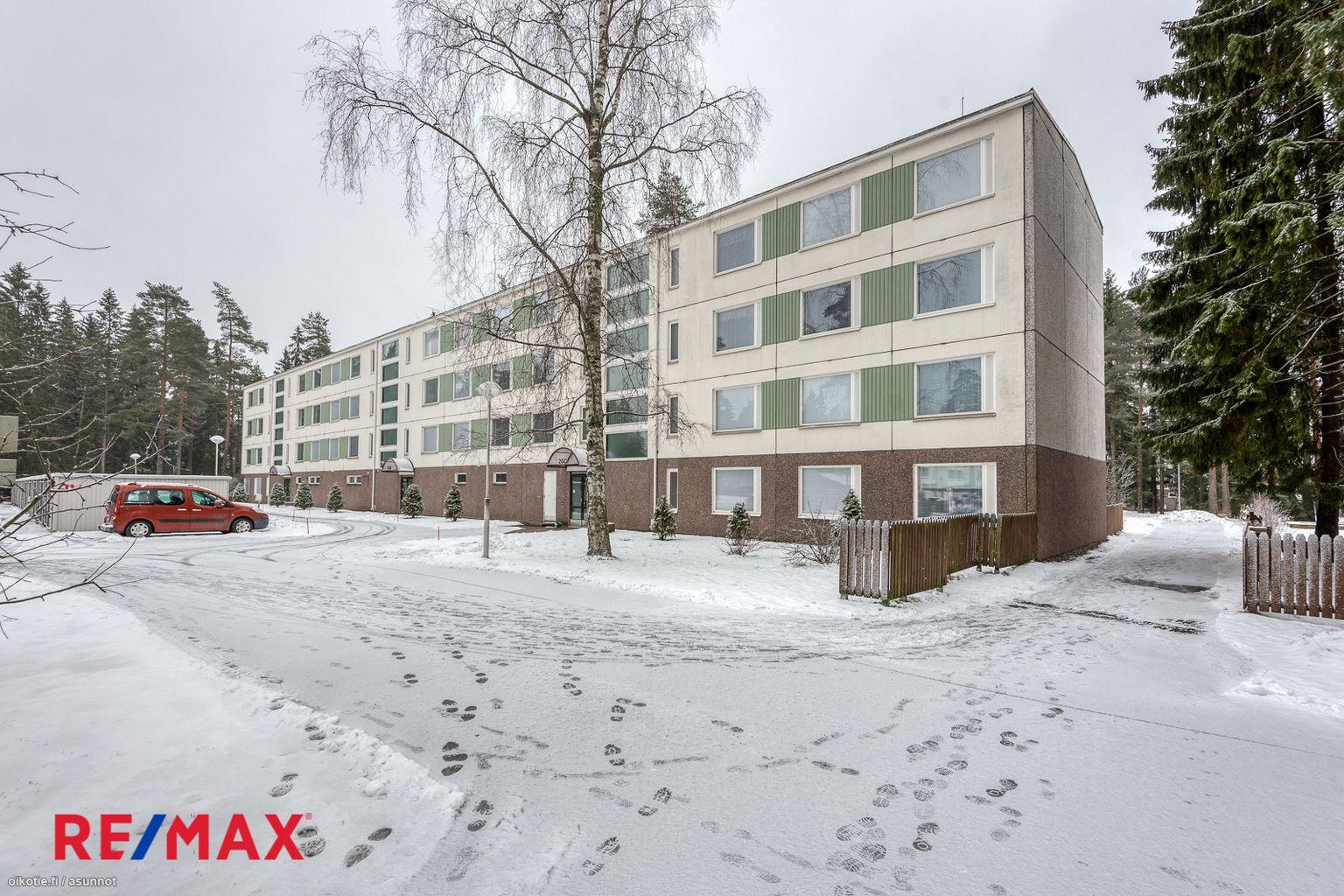 Kasakkamäentie Lahti