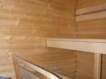 isomman asunnon sauna