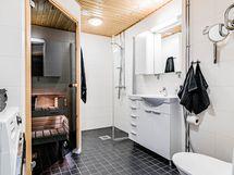 Sauna - kylpyhuone