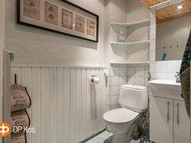 I-kerros wc