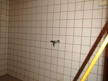 ph:ssa paikka pyykinpesukoneelle
