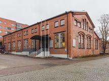 Upea suojeltu rakennus