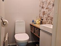 Uusittu WC