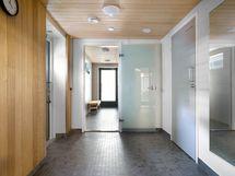 Taloyhtiön täysin uudenveroinen saunaosasto