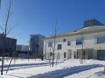 Talon läheisyyteen rakentuu entiselle Pohjolan-alueelle seitseman uutta kerrostaloa.