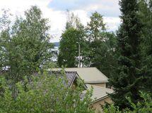 Rutajärvi siintää