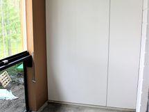Malliesimerkki valmistuneen talon asunnosta