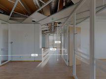 toimistotila ruosilantie 18 828 m² 3 krs Konala Helsinki Sagax sisäkuva19