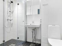 Upouusi kylpyhuone hohtaa uutuutta!