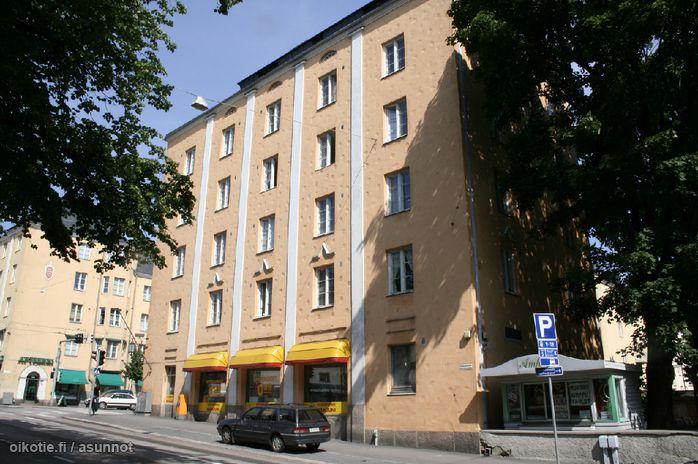 Makelankatu 27 Vallila Helsinki Oikotie Asunnot