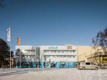 toimistotila ruosilantie 18 828 m² 3 krs Konala Helsinki Sagax julkisivukuva1