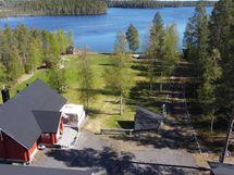 Haaveiletko omasta kodista järvenrannalla?