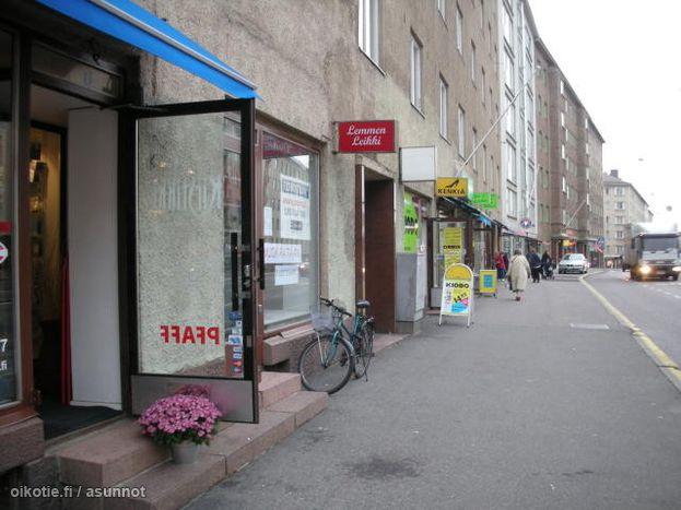 Mannerheimintie 49 Taka Toolo Helsinki