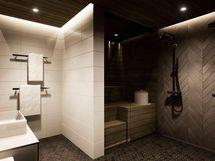 Kylpyhuonetta (havainnekuva)