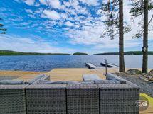 Maisemaa järvelle