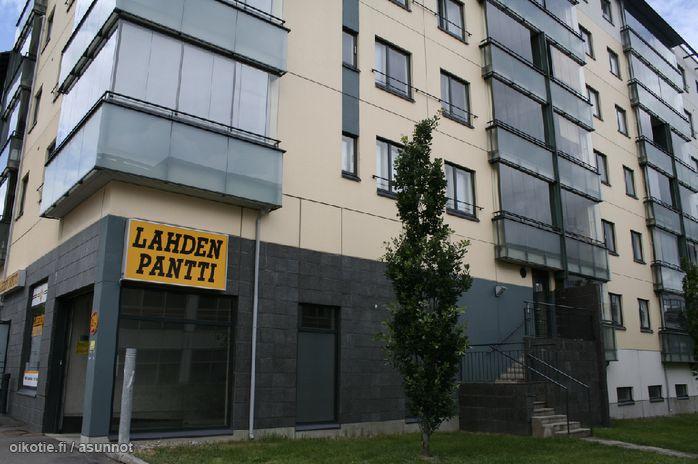 Kirkkokatu Lahti