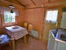 vierasmajan huone