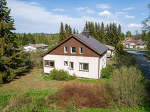 Määräalalla sijaitseva talo myydään purettavaksi