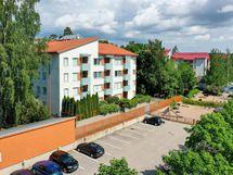 Asunto Oy Espoon Kilonrinne, paikoitusalue