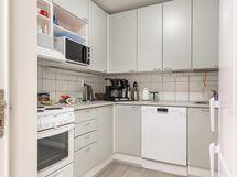 keittiö tilaa