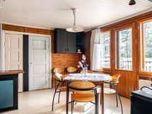 ullakon keittiö