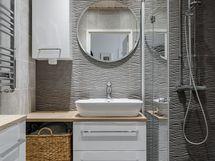 upea kylpyhuone