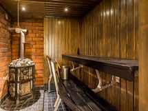 Sauna, remontoitu 02/2020