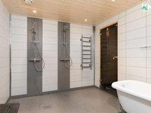Taloyhtiön sauna / kylpyhuone-osasto
