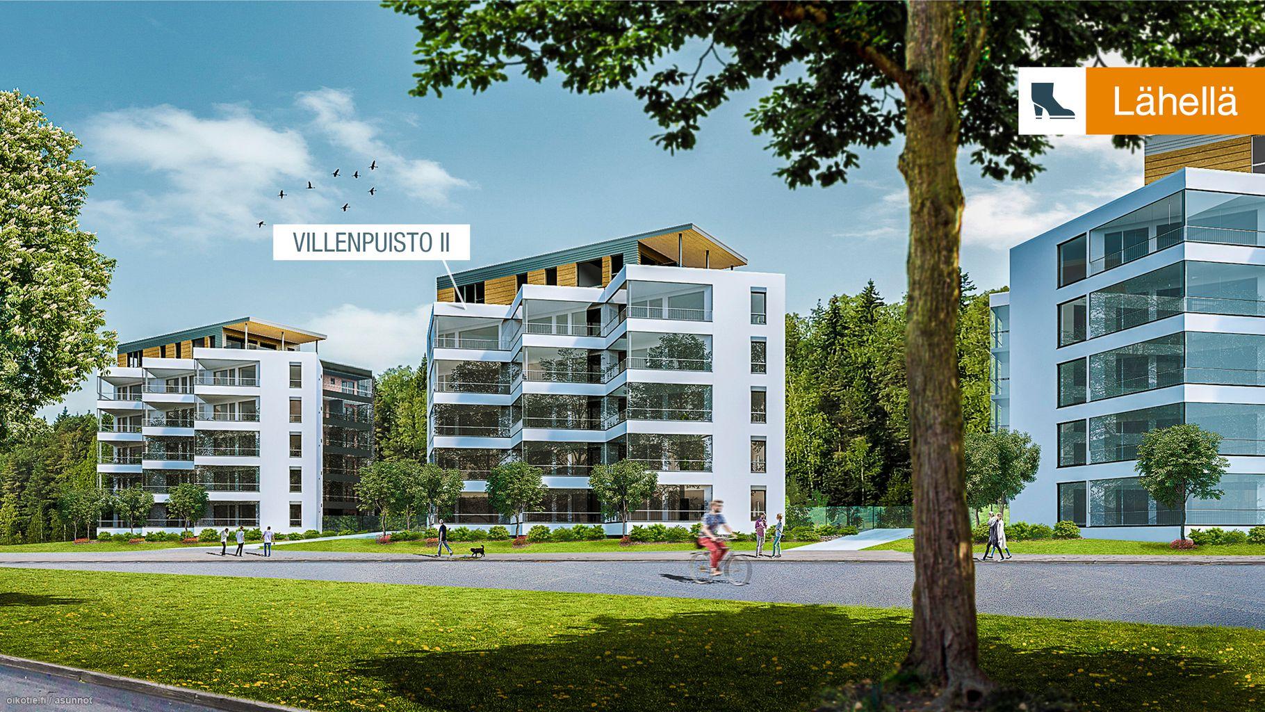55,5 m² Seppelkatu 9 A 15, 20720 Turku Kerrostalo Kaksio myynnissä - Oikotie 13836787