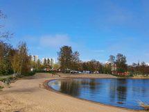 Lähistön uimaranta