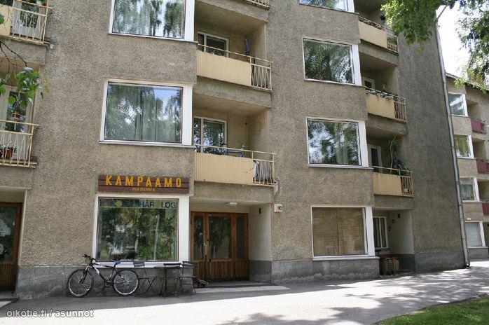 Raisiontie 11 Ruskeasuo Helsinki Oikotie Asunnot