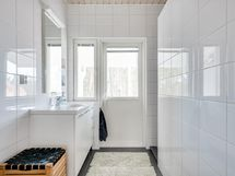 asuinkerroksen kylpyhuone