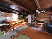 Tupakeittiö/olohuone