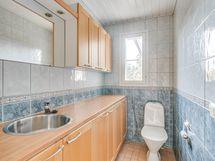 Eteisen wc