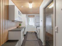 Kodinhoitohuone 8 m2
