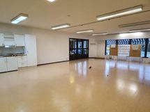 90 m² liiketila