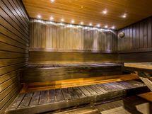 Liiketilan sauna
