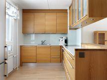 Laadukas ja toimiva keittiö on kodin sydän.