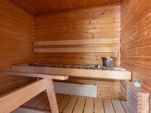Sauna kuin uusi