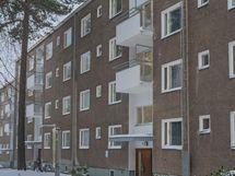 Vuonna 1957 rakennettu yhtiö, jossa 151 asuntoa.