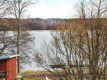 Näkymä pihalta - utsikt från gården