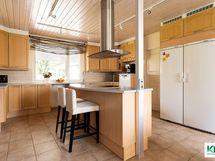 Laadukas Puustellin keittiö