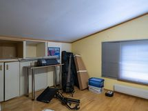 Lämpöeristetty huone (tal.rak. 2.krs)